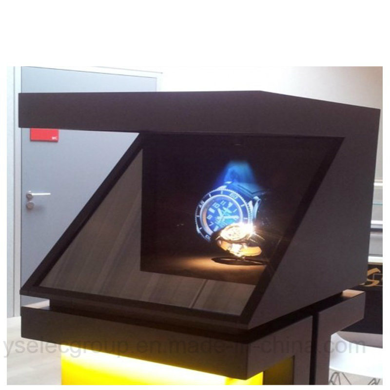 [Hot Item] Yashi Holographic Projection Technology 180 270 360 Degree  Pyramid 3D Display