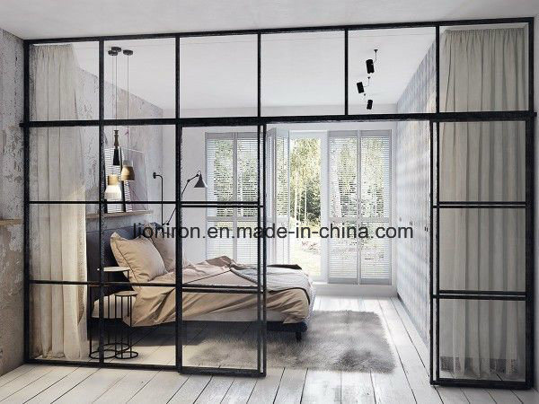 China High Cost Effetive French Steel Doors And Windows Photos