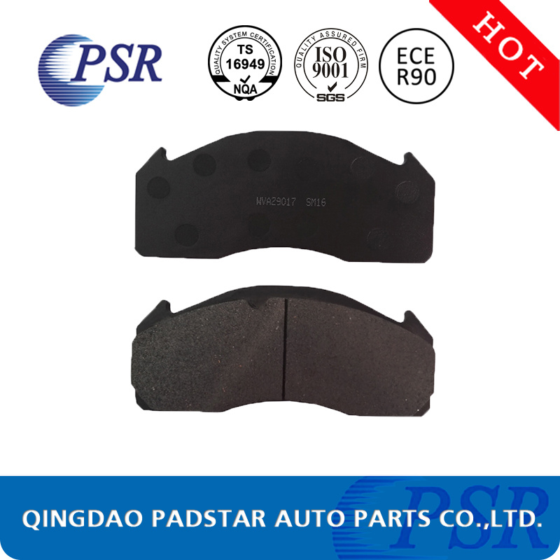 European Certificated China Manufactruer Wva29030 Truck Brake Pads for Mercedes-Benz pictures & photos