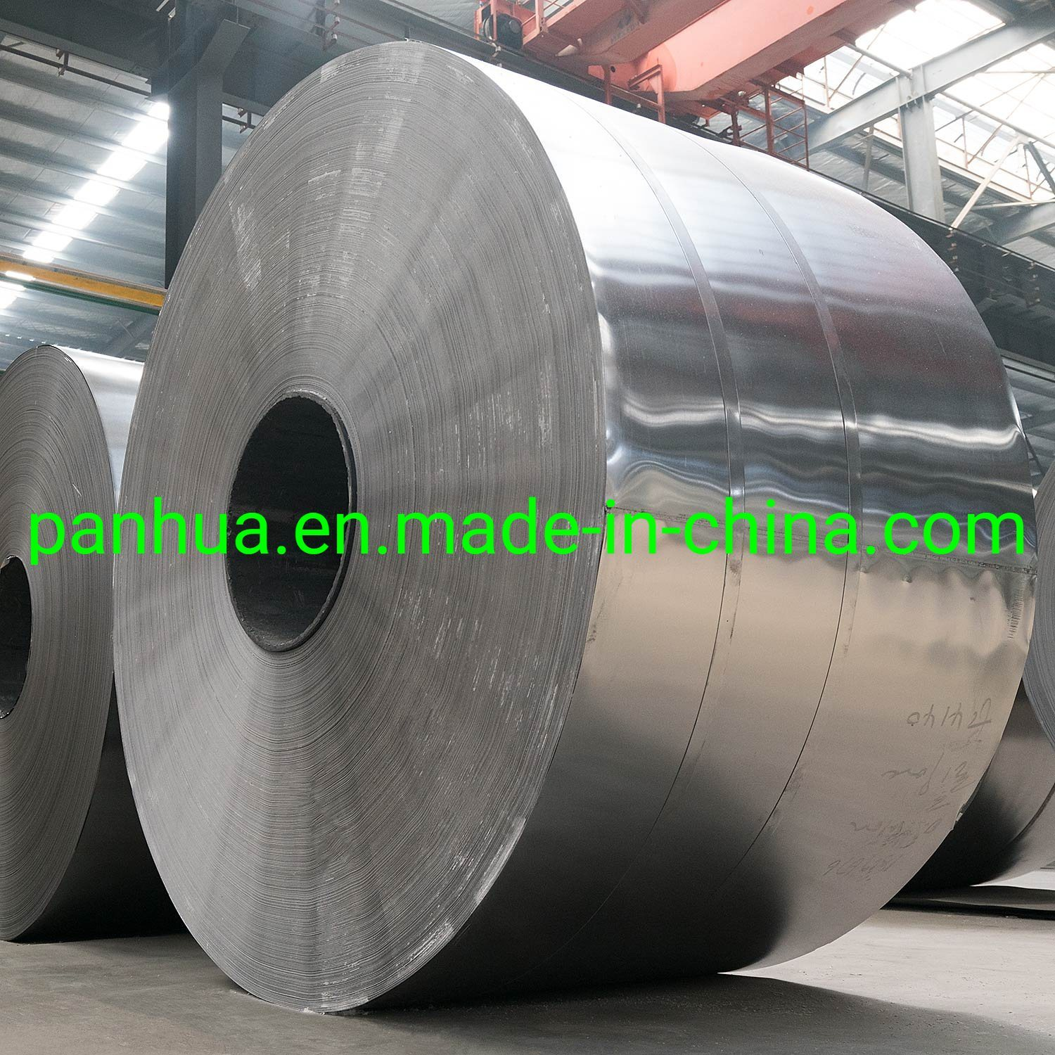 Construction Steel Mills Cold Rolled Steel Coil pictures & photos