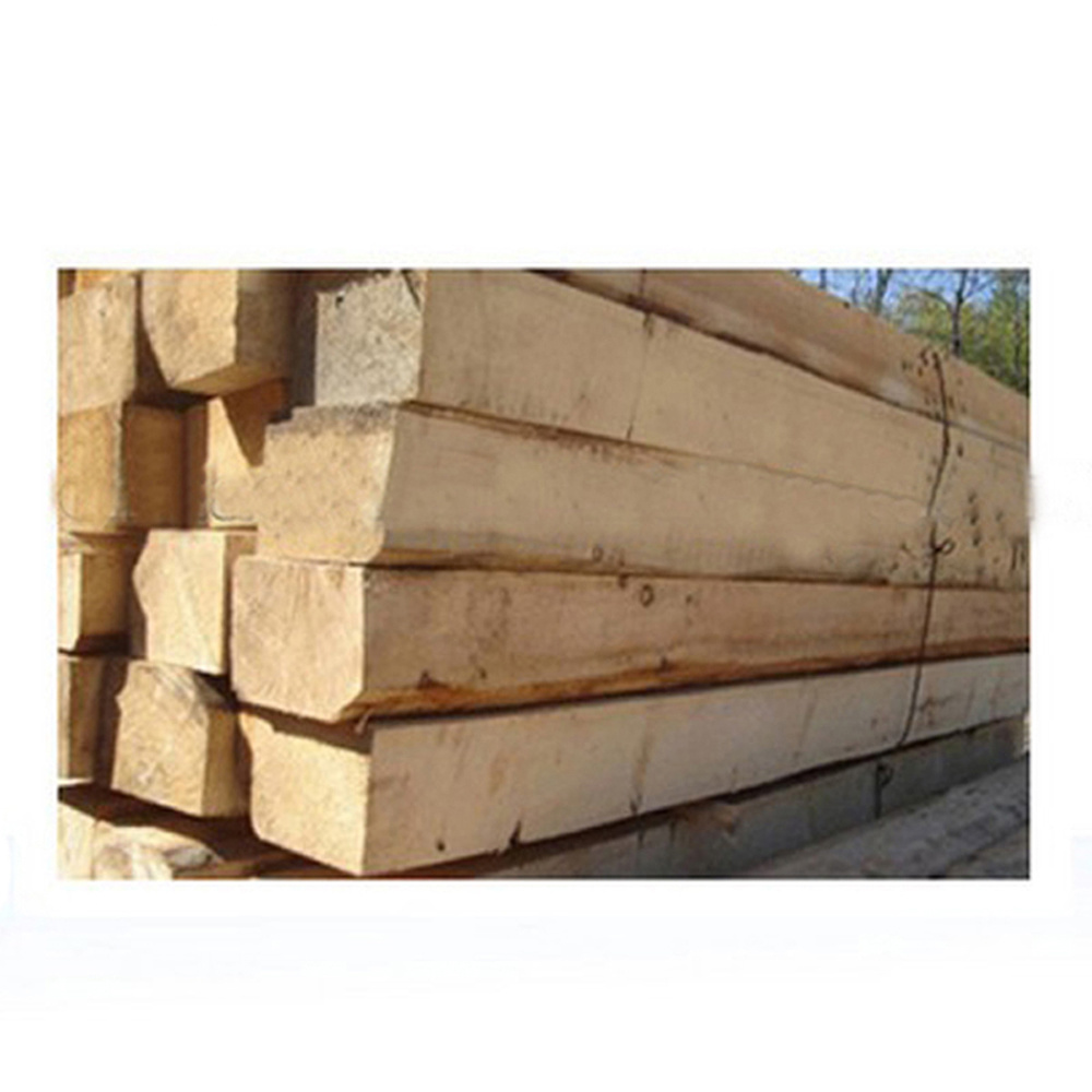 China Primary Supply Rail Sleeper Railway Wooden Sleepers for Sale ...