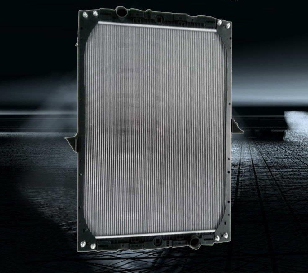 [Hot Item] Professional Supply Original Aluminum Radiators of Daf 61417A  61440