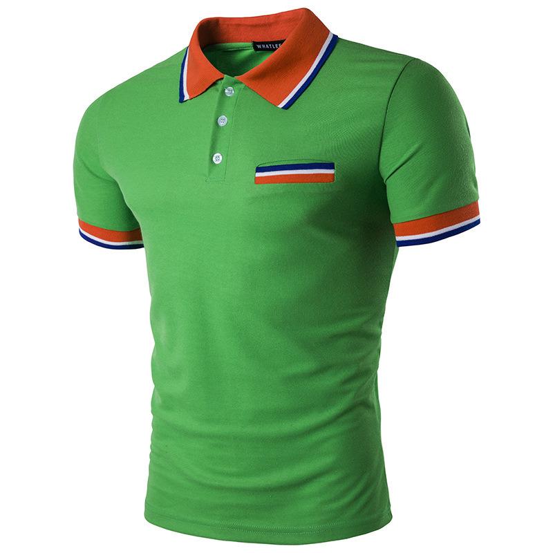 1f765f56 China Custom Quality Business Polo Shirts with Embroidery Company Logo -  China Polo Shirt, Company Polo Shirts Embroidered