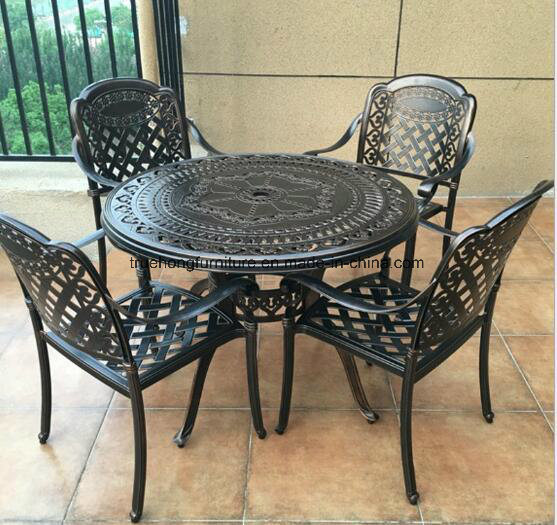 China Outdoor Metal Furniture Water, All Weather Outdoor Furniture