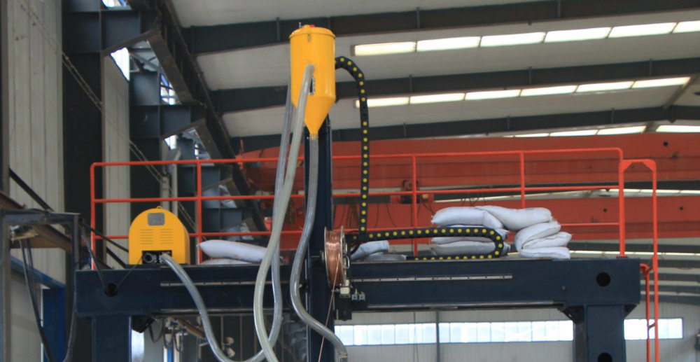 Gantry Type Longitudinal and Circular Seam Welding Machine pictures & photos