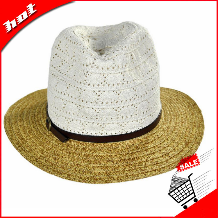 Fedora Hat, Straw Hat Fashion Hat