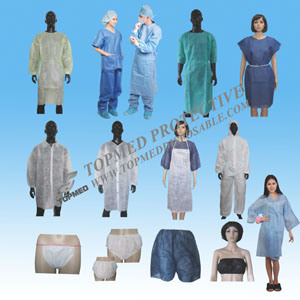 Disposable Nonwoven Products for Medical Industrial Beauty