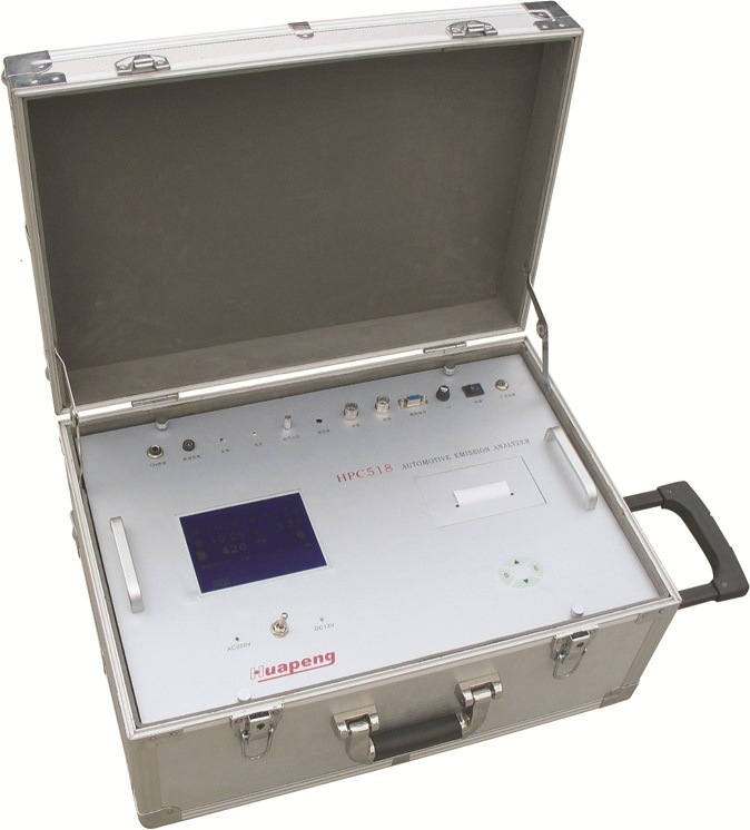 Zhzf-Hpc518 Automotive Exhaust Gas Analyzer