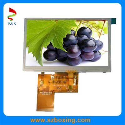 "4.3"" Color TFT LCD Module for Video Door Phone"