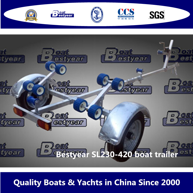 Bestyear SL230-420 Boat Trailer pictures & photos