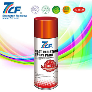 [Hot Item] 400ml 600c High Heat Resistant Spray Paint