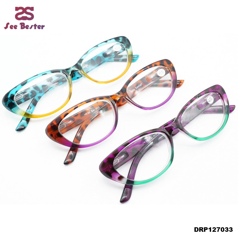 132148049c82 China Hot Sale Cheap Promotion Fashion Women Demi Reading Glasses ...