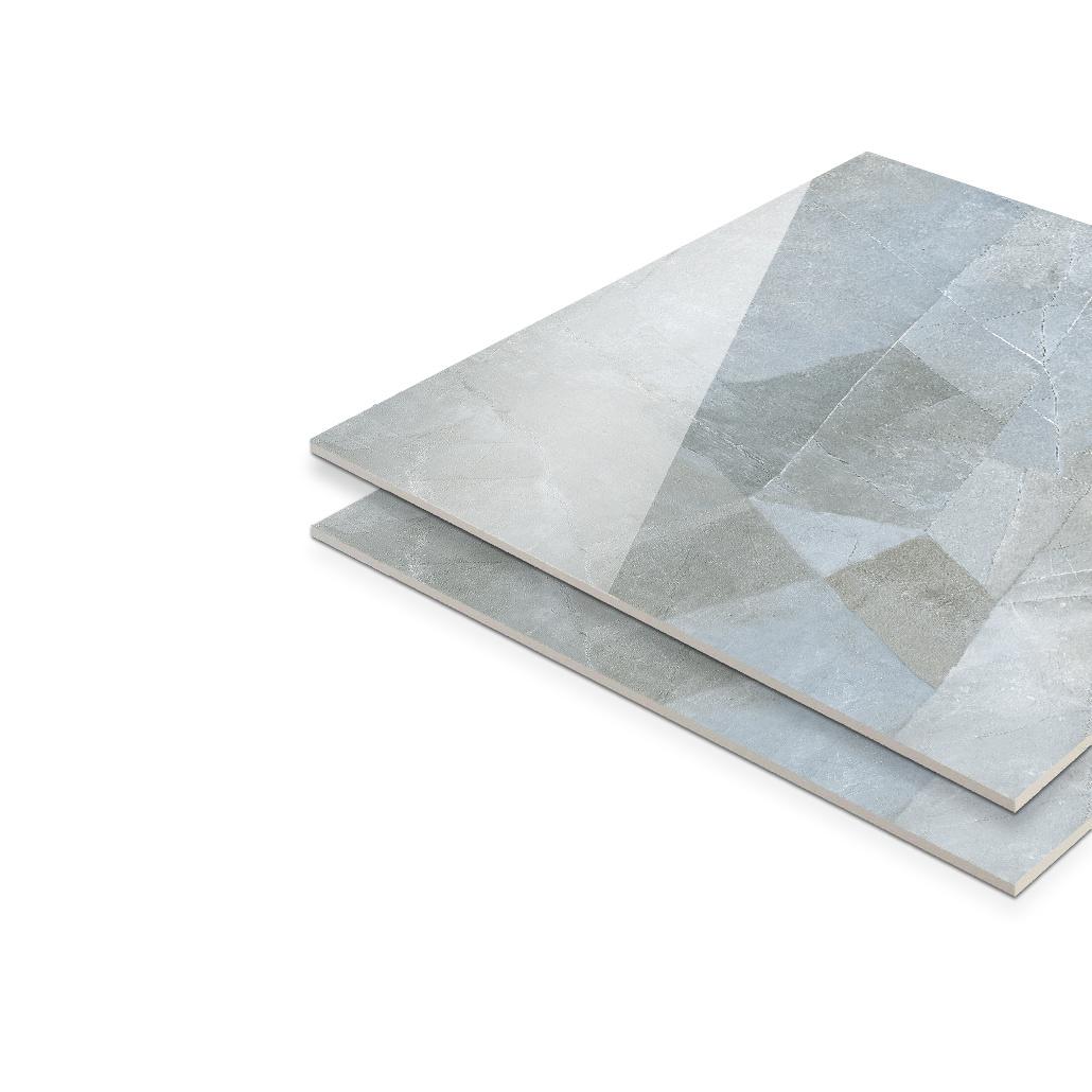 China Deep Colour Easy Clean Dark Glazed Ceramic Floor Tile For