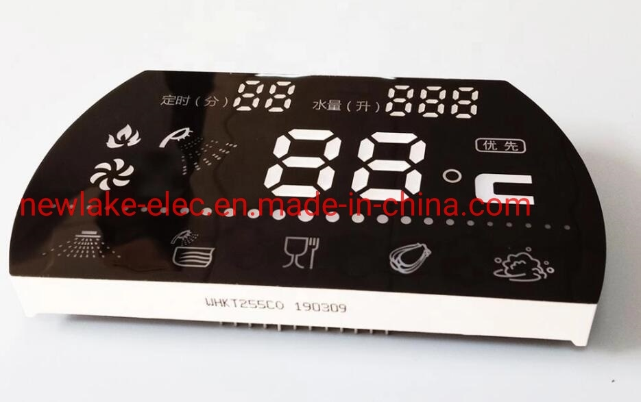 Customized 7 Segment LED Display Board for Home Application pictures & photos