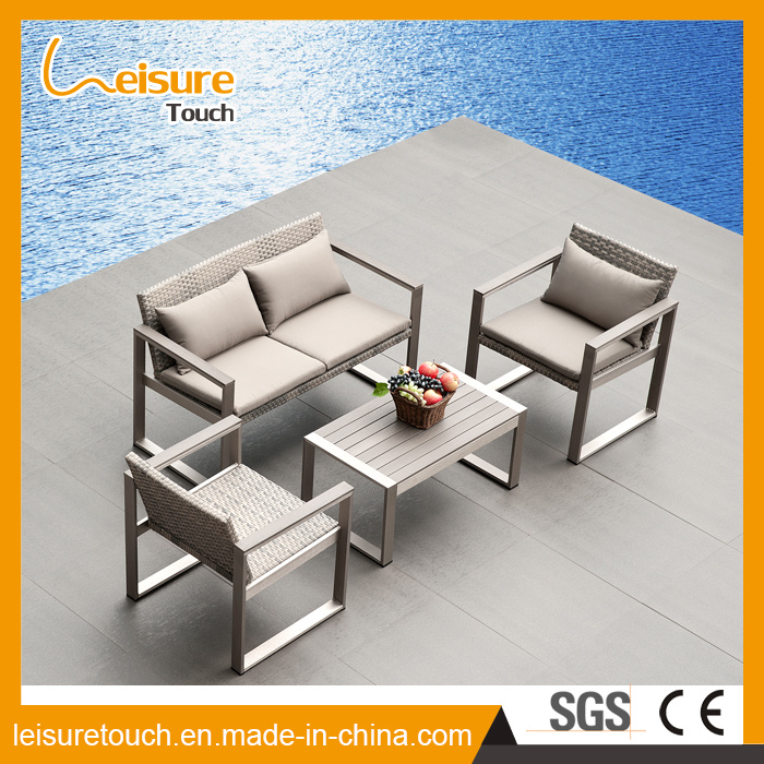 Loungeset 50 Euro.China Outdoor Patio Sofa Bed Home Rattan Polywood Lounge Set Hotel