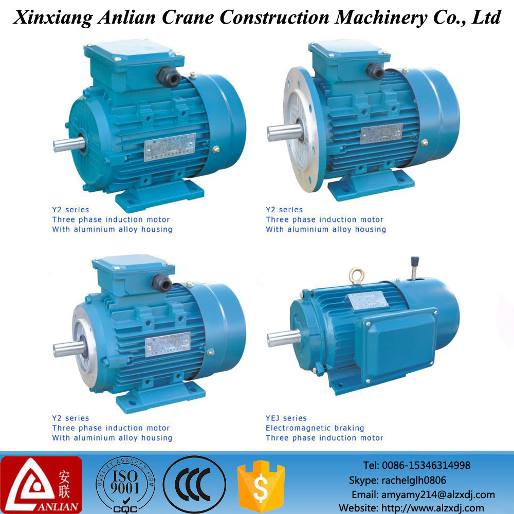 China Y2 Three Phase Flange Induction Motor - China Induction Motor ...