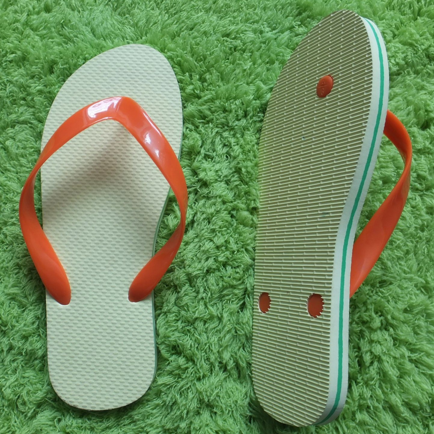 6ab8f2e0a Custom Printed Summer High Quality Rubber Flip Flops Slipper Manufacturer