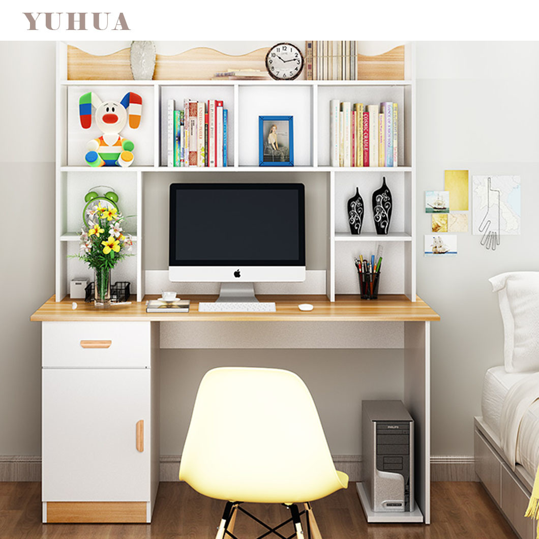 Hot Item Hight Quality Bedroom Book Rack Study Table Bookcase Yh Wd6015