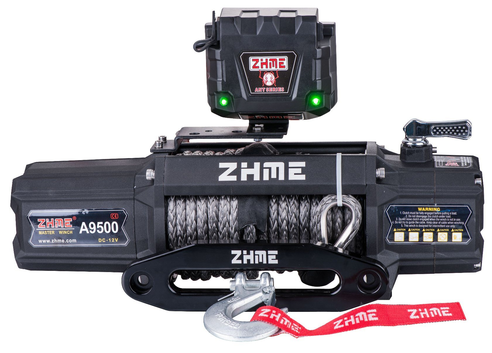 China 9500lbs Truck Winch for Badland - China Electric Winch, Power ...
