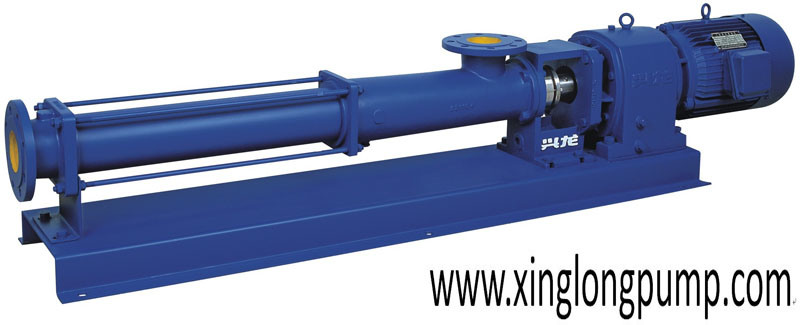 Single Screw Mono Pump pictures & photos