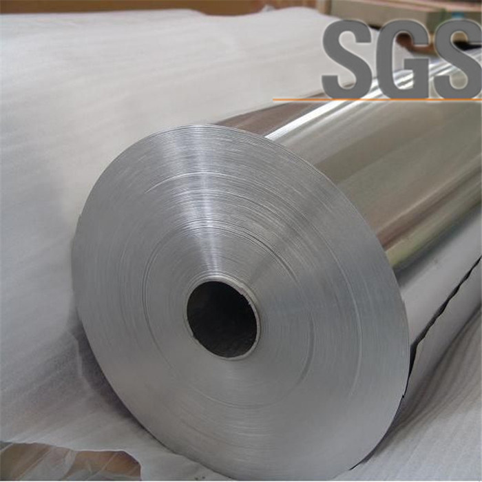 Food Aluminum Container Foil Jumbo Roll Household Aluminum Foil/Aluminium Foil pictures & photos