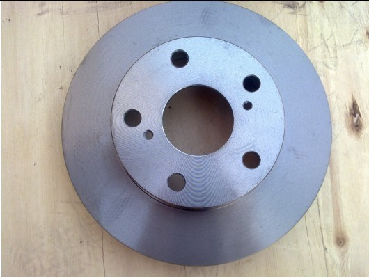 TS16949 Approved Brake Rotors for Toyota Nissan VW-Audi Cars pictures & photos