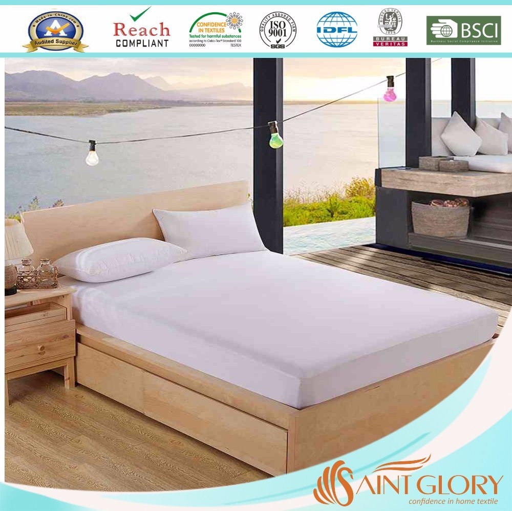 China Terry Cloth Fabric TPU Laminated Waterproof Mattress Protector -  China Terry Cloth Mattress Protector c0d15c580