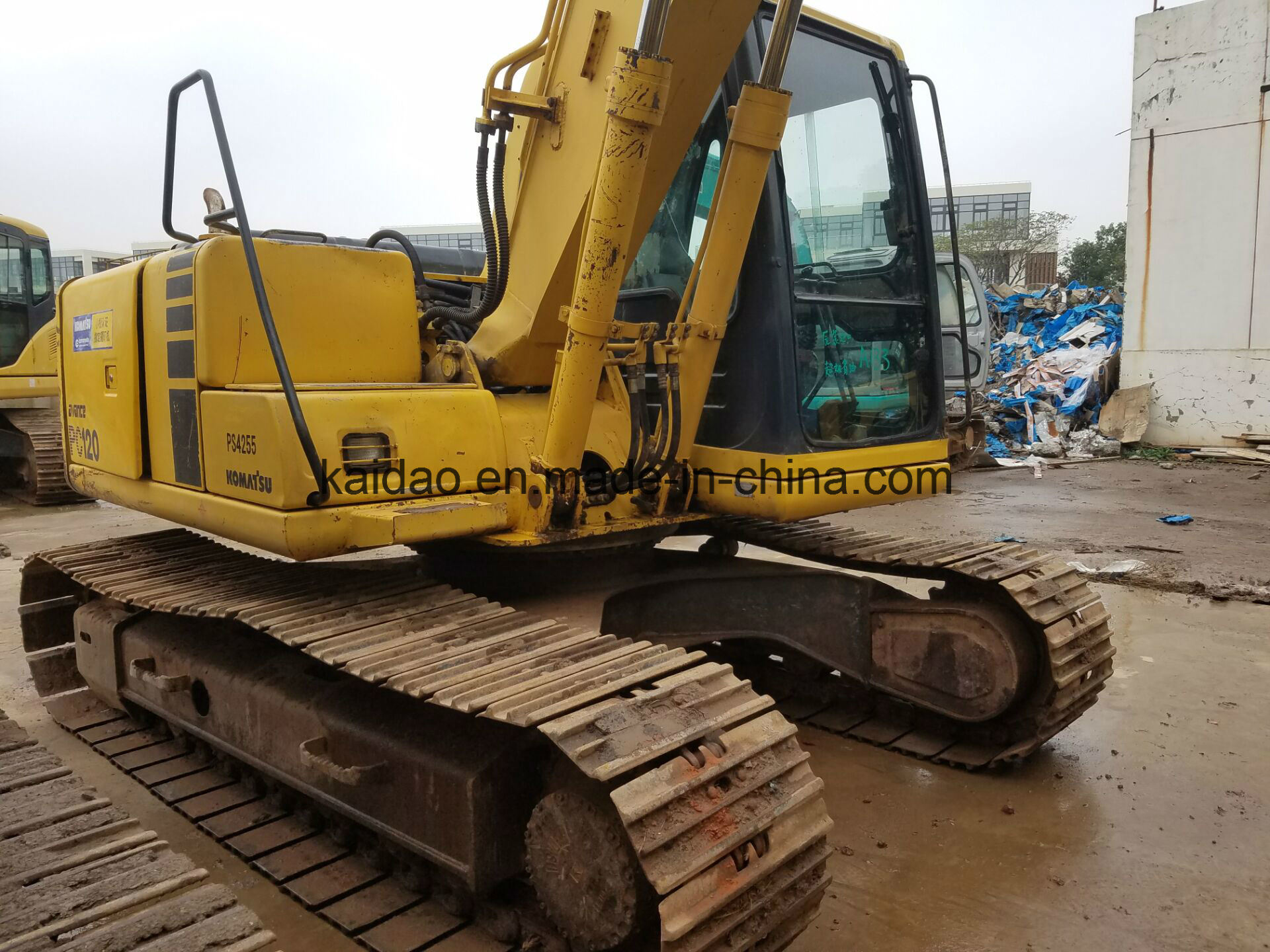 Used Japan Excavator Komatsu PC120 for Sale/Used Komatsu PC120-6 Excavator  Digger
