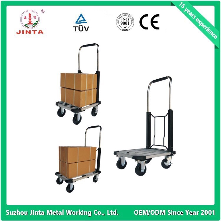 CE Approved Robust Foldable Hand Truck