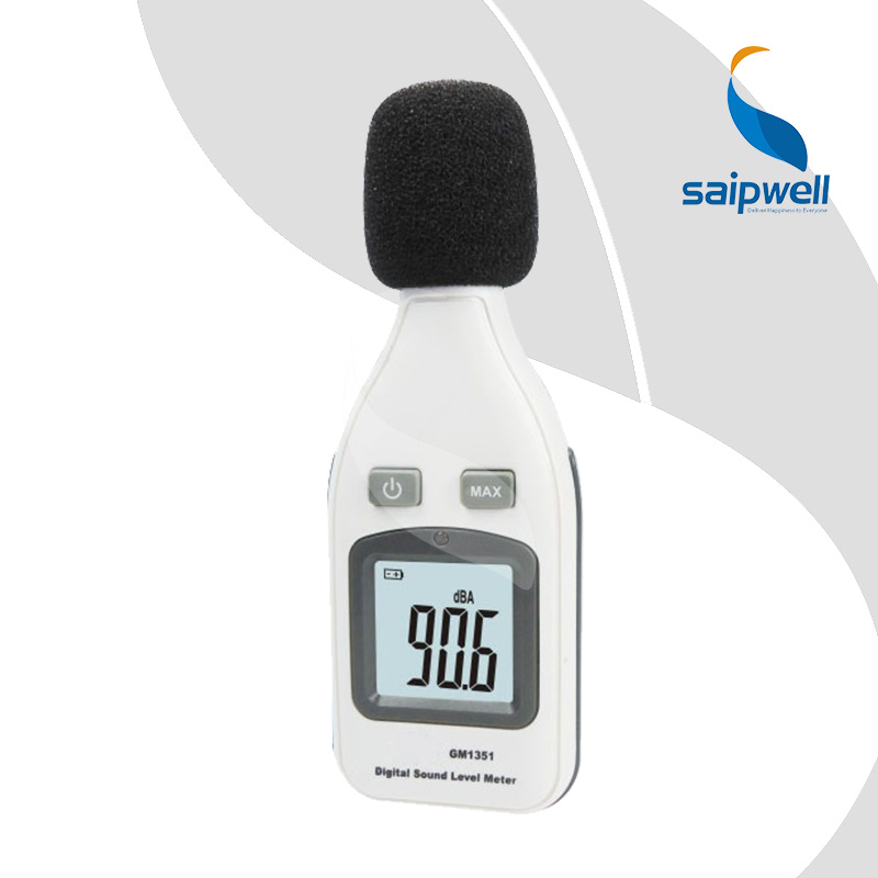 GM1351 Digital Sound Level Meter with LCD Display, Sound Level Meter Price