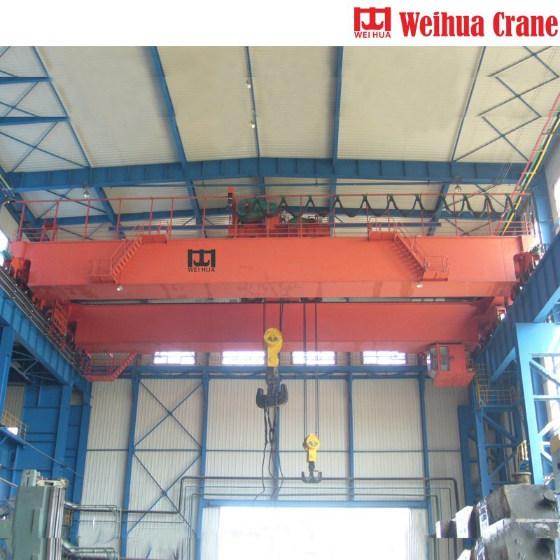 [Hot Item] Top1 Overhead Crane Manufacturer Weihua 20 Ton 10 Ton 5 Ton  Harga Overhead Crane Price