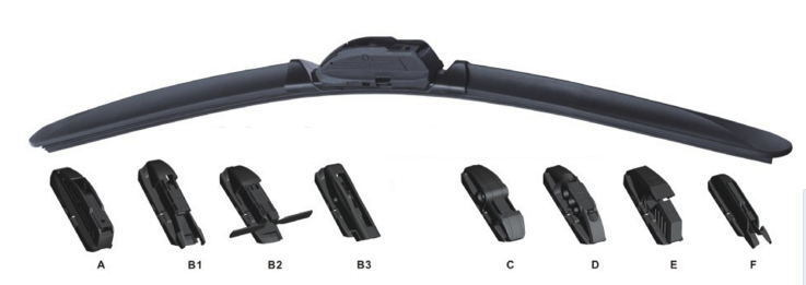 Multi-Function Wiper Blade-Car Accessories