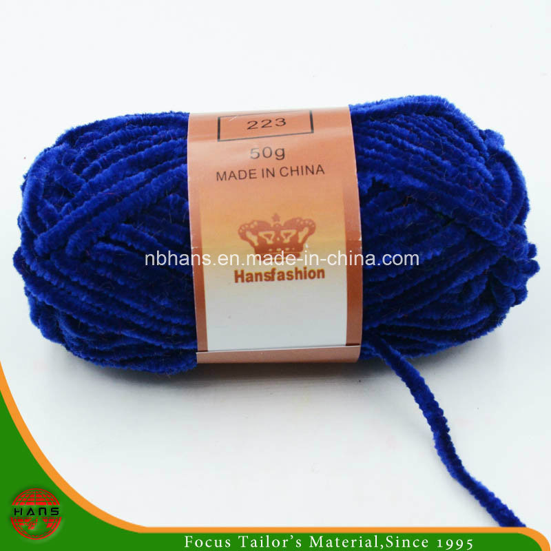 [Hot Item] High Quality Chenille Yarn (HANSFASHION001)