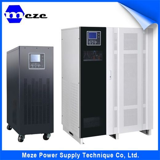 [Hot Item] 10kVA Three Phase 0 9 Power Factor Online UPS Outdoor