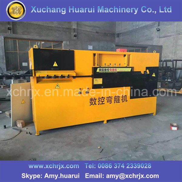 Automatic CNC Bending Hoop Machine/Steel Round Bar Bending Machine