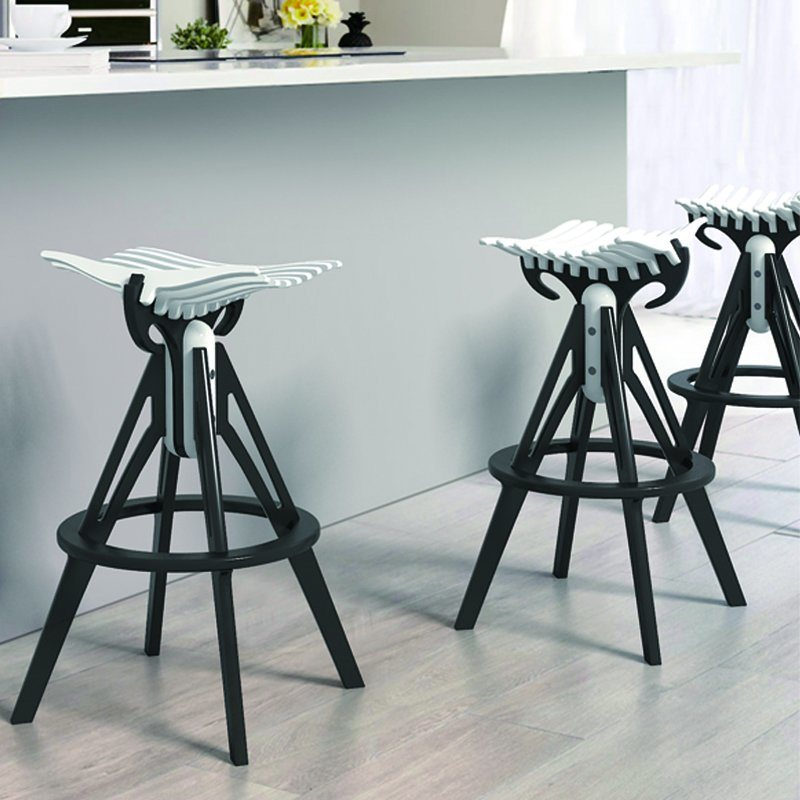 Phenomenal China Comfortable Kitchen Used Black Modern Counter Stool Alphanode Cool Chair Designs And Ideas Alphanodeonline