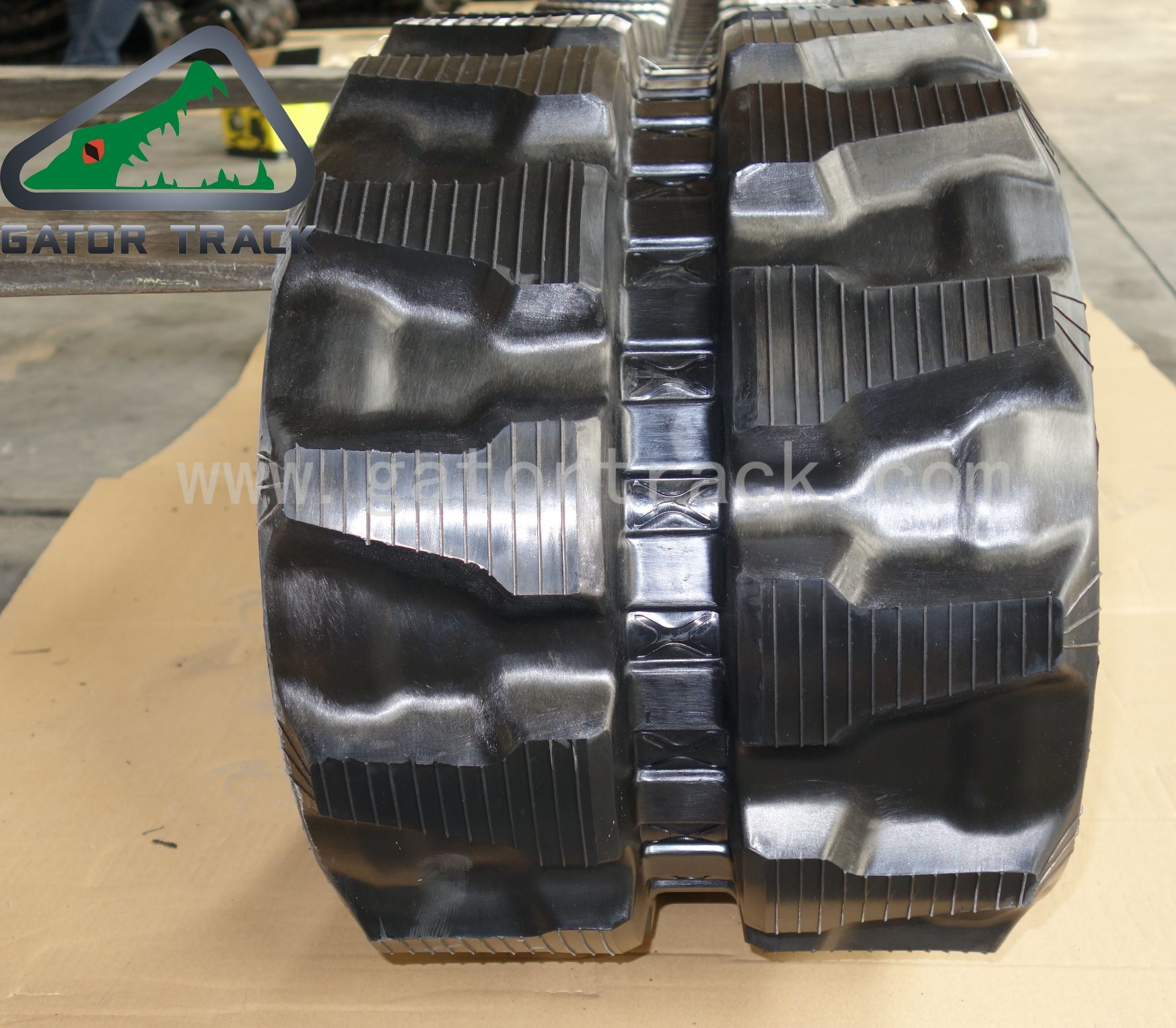 350X56 Rubber Tracks, Excavator Tracks pictures & photos