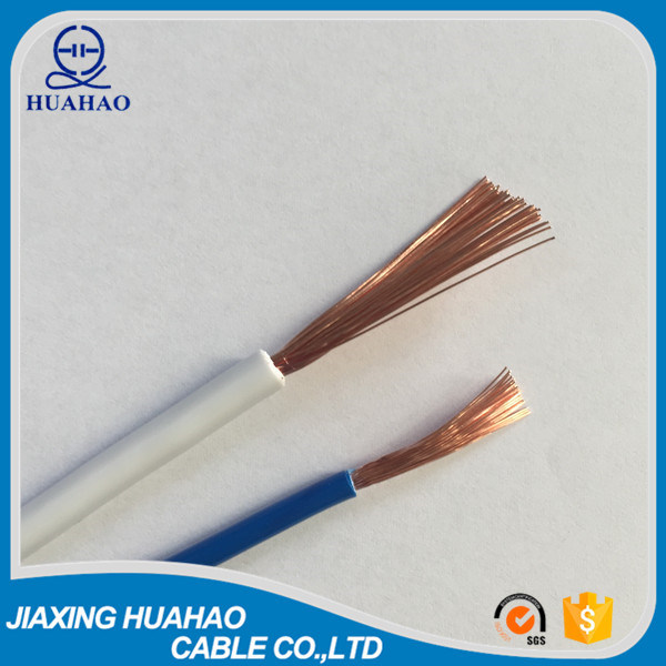 China 12AWG Copper Type 450/750V PVC Sheath RV Cable - China 16AWG ...