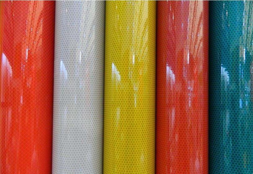 Promotional Various Durable Using Long Service Life Reflective 3m Film