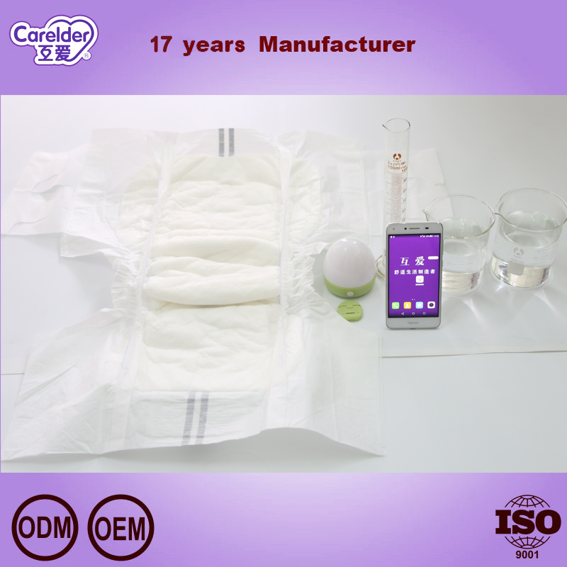 Smart Adult Diaper with Super Absorbency and Chear Price for Incontinence and Hospital and Nursing Homes pictures & photos