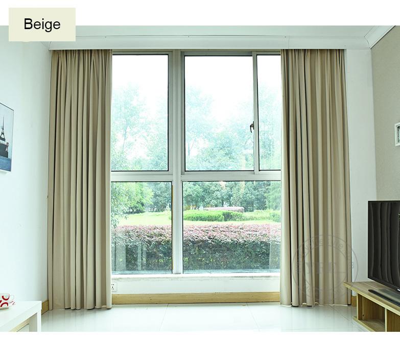China Guangzhou Foshan 46 X 72 Blackout Curtains For Apartment Windows Hotel Curtain Fabric