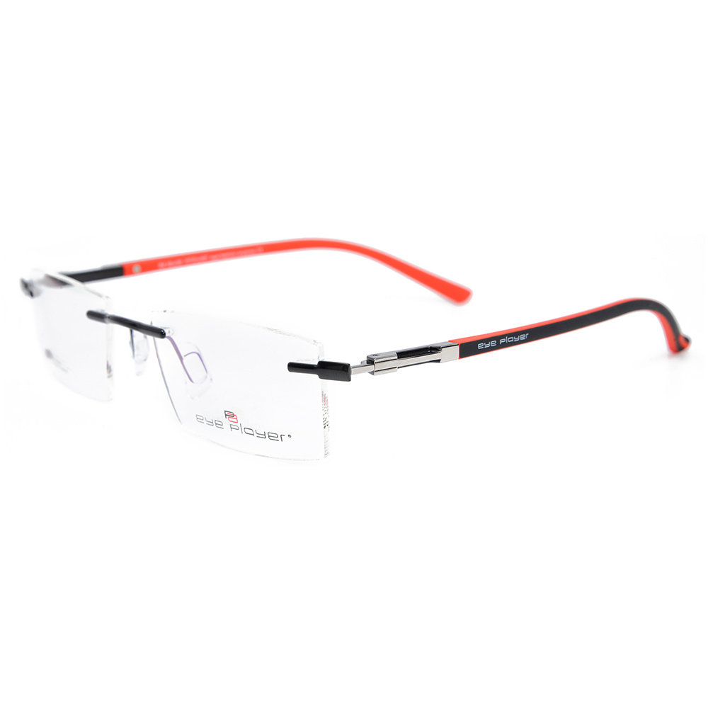 b4512ed5576 China 2018 New Rimless Design Glasses Frames Eyewear Tr90 Frames with Metal Optical  Frames - China Eyeglass Frame