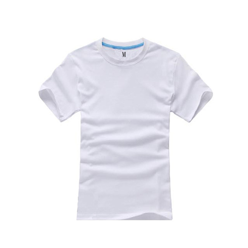 d9333f2dcd1 China Summer Good Quality Plain White Blank T-Shirt for Sale - China ...