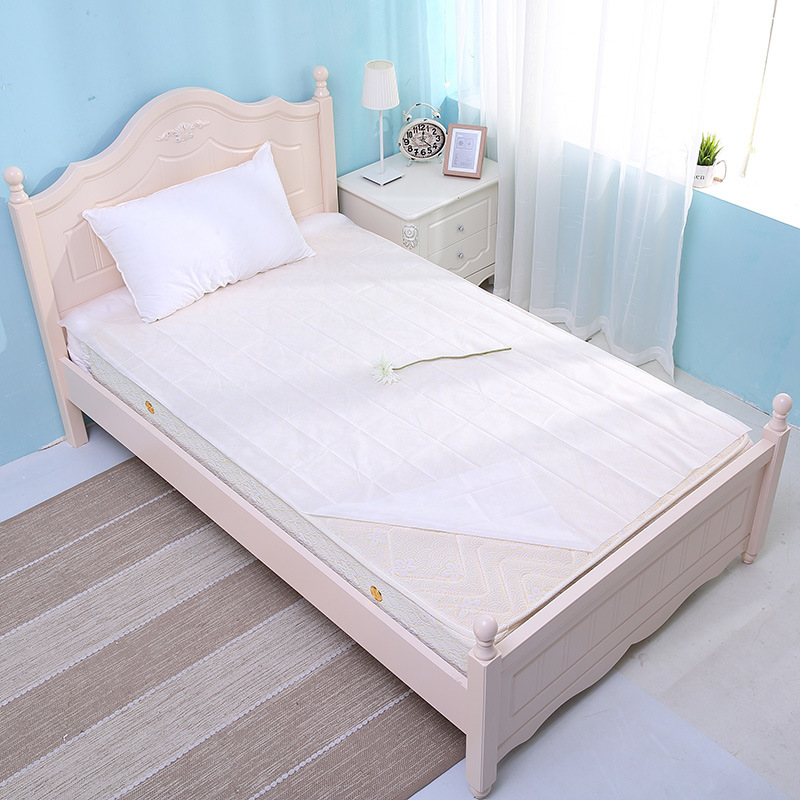 Ultra-Thin Type Disposable Nonwoven Bed Sheet for Travel Use pictures & photos