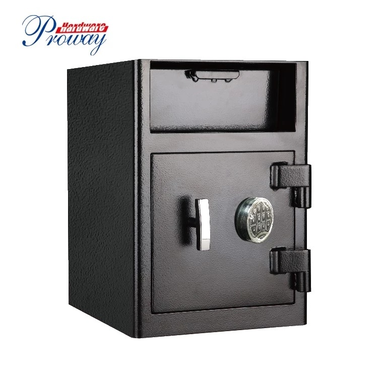 China Deposit Safe With Front Drop Slot China Deposit Safe And