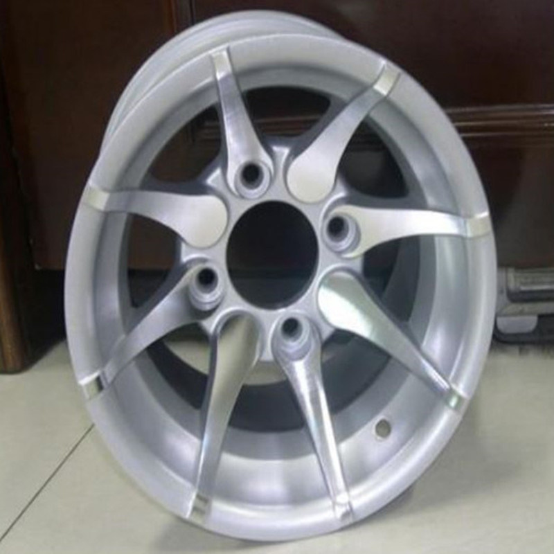 China High Quantity Atv Car Rims 10x7 Inch Negative Offset Alloy Wheels China Atv Alloy Wheel Auto Alloy Wheels