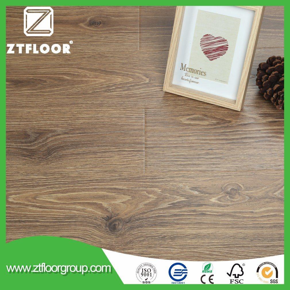 Engineered Flooring With Waterproof German Laminate V Groove Unilin