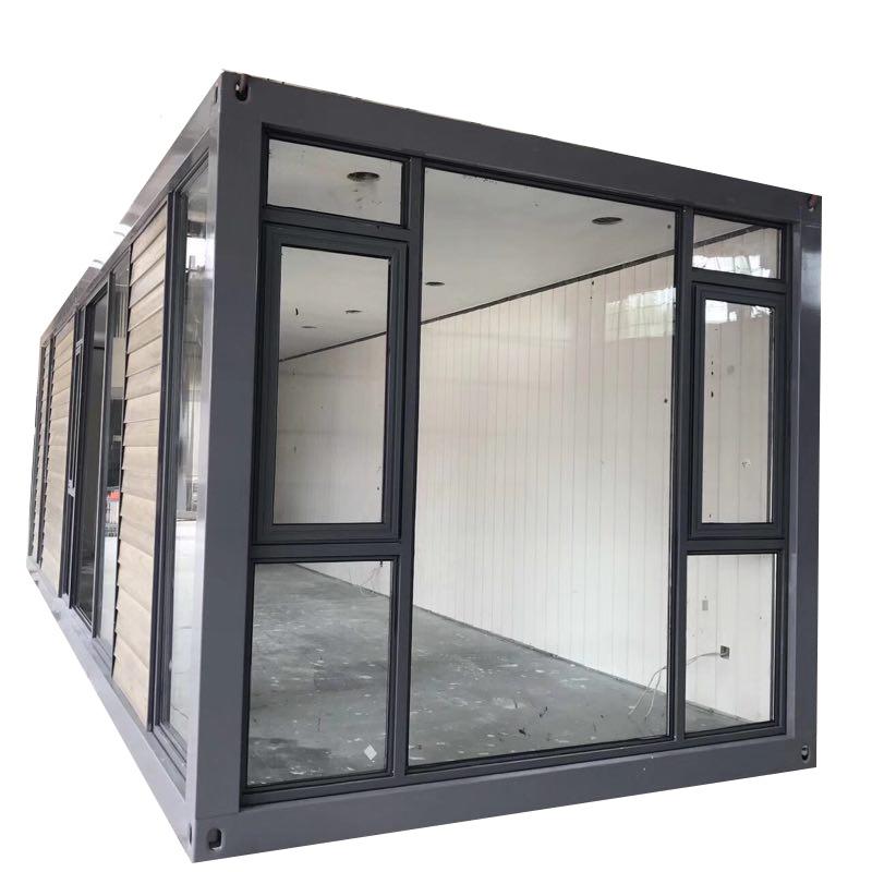 China Luxury Prefabricated Two Bedroom Home Light Steel