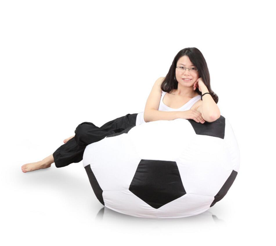 Tremendous Hot Item Adults Cool Bean Bag Sports Soccer Leisure Ball Chair Ocoug Best Dining Table And Chair Ideas Images Ocougorg