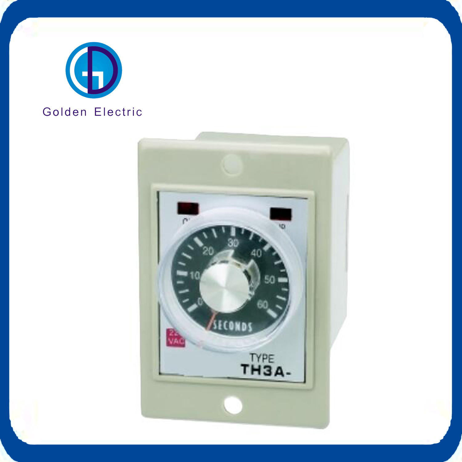 China Timer Relay Th3a Adjustable Super Time Electric Electrical With Timers Multifunctional Second